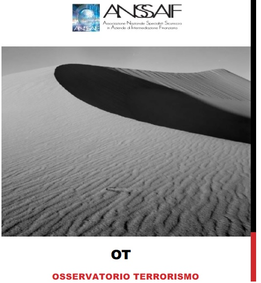 Osservatorio Terrorismo: Newsletter n.8